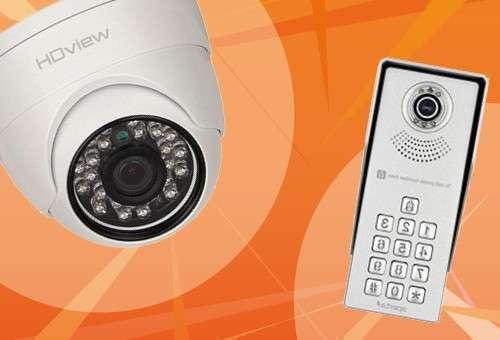 Door Entry & CCTV
