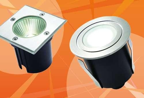 LED Floor Kits & Uplighters