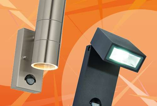 Security PIR Lights